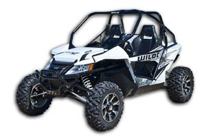 Motosport Maintenance-Free Battery with Acid GTX20LBS for Honda ATVs