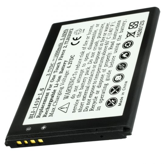 Replacement Alcatel TLI020F2 Cell Phone Battery