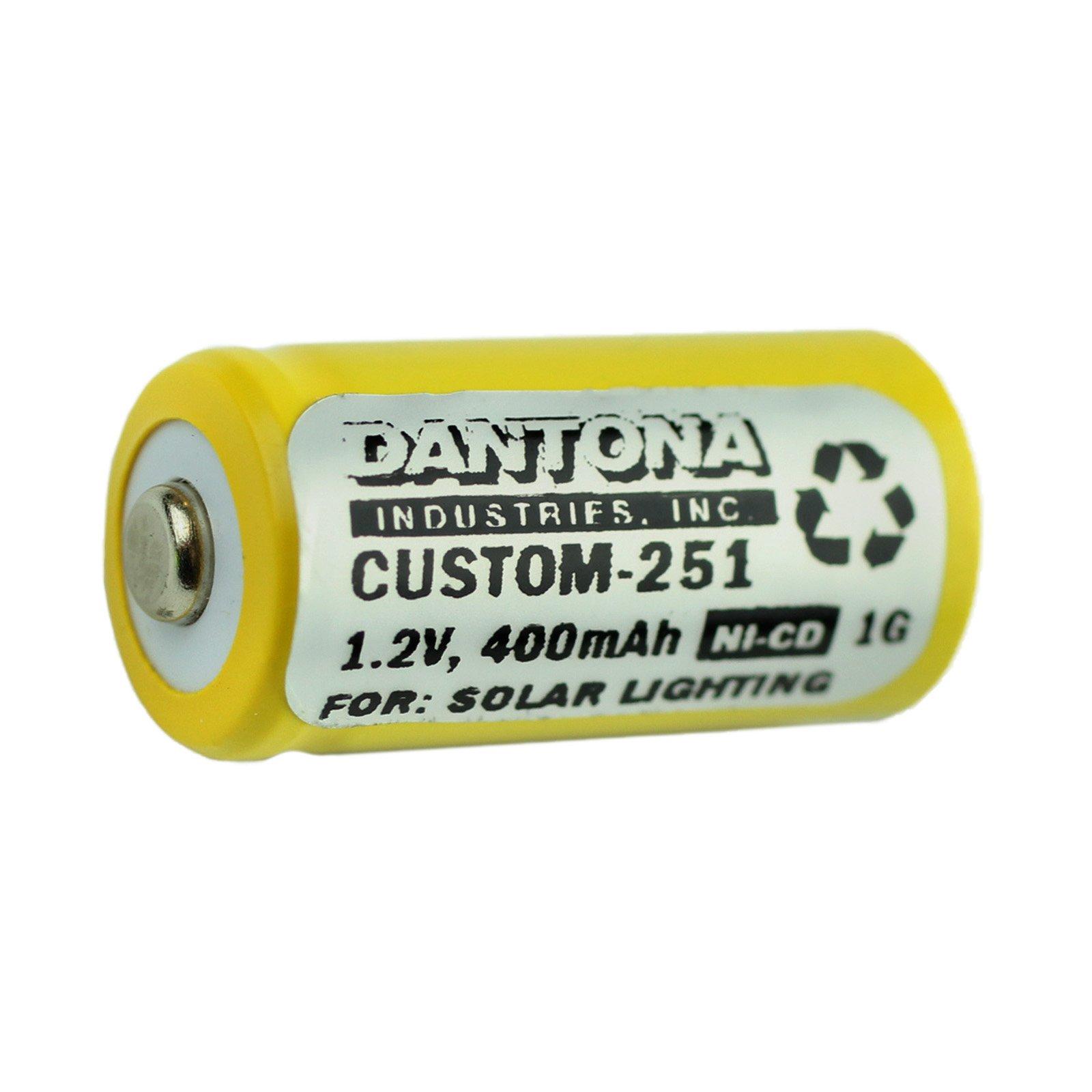 Solar Outdoor Lights No Batteries: Solar Outdoor Lights Battery: BatteryMart.com