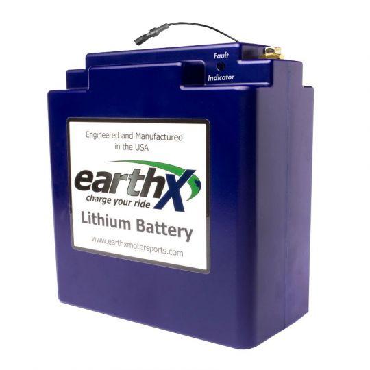 EarthX ETX900 Lithium Battery for Experimental Aircraft & Race Car with 80  Amp Alternator