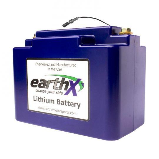 EarthX ETX680C Lithium Battery for Experimental Aircraft & Race Car with 60  Amp Alternator