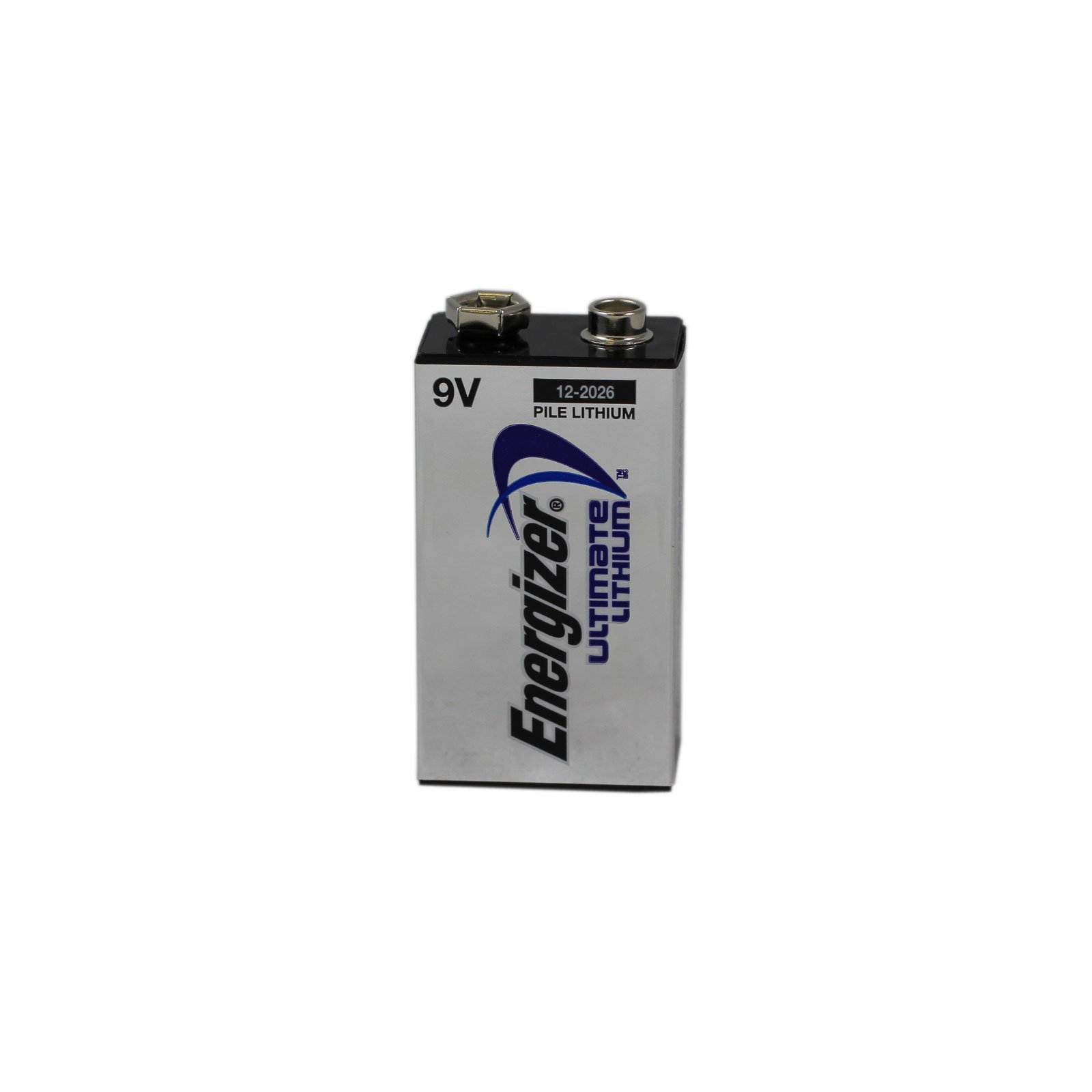 Energizer Ultimate Lithium 9 Volt Battery Batterymart Com