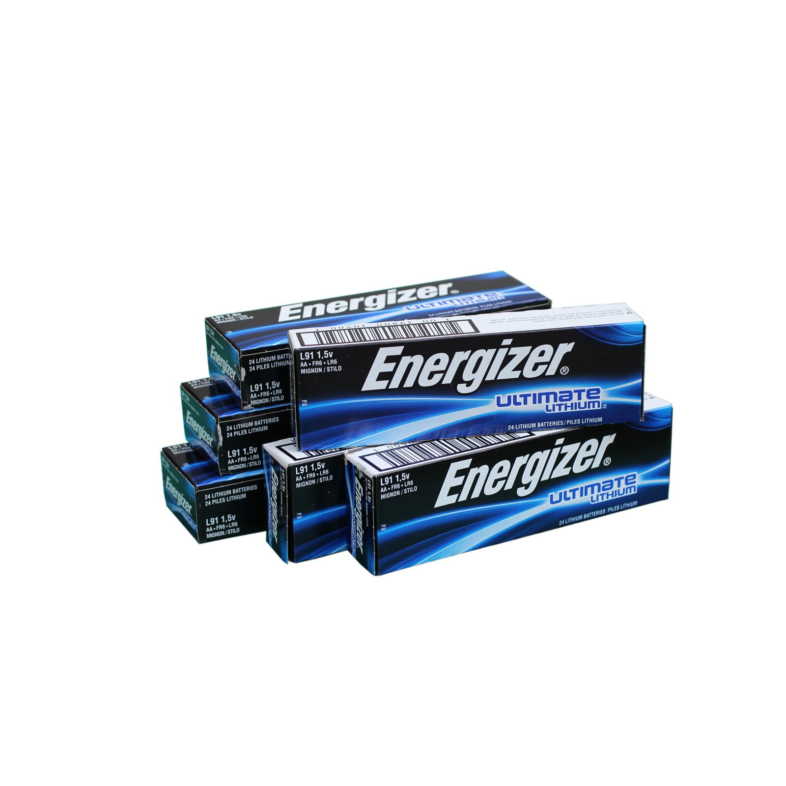 energizer aa ultimate lithium batteries 144 pack free. Black Bedroom Furniture Sets. Home Design Ideas