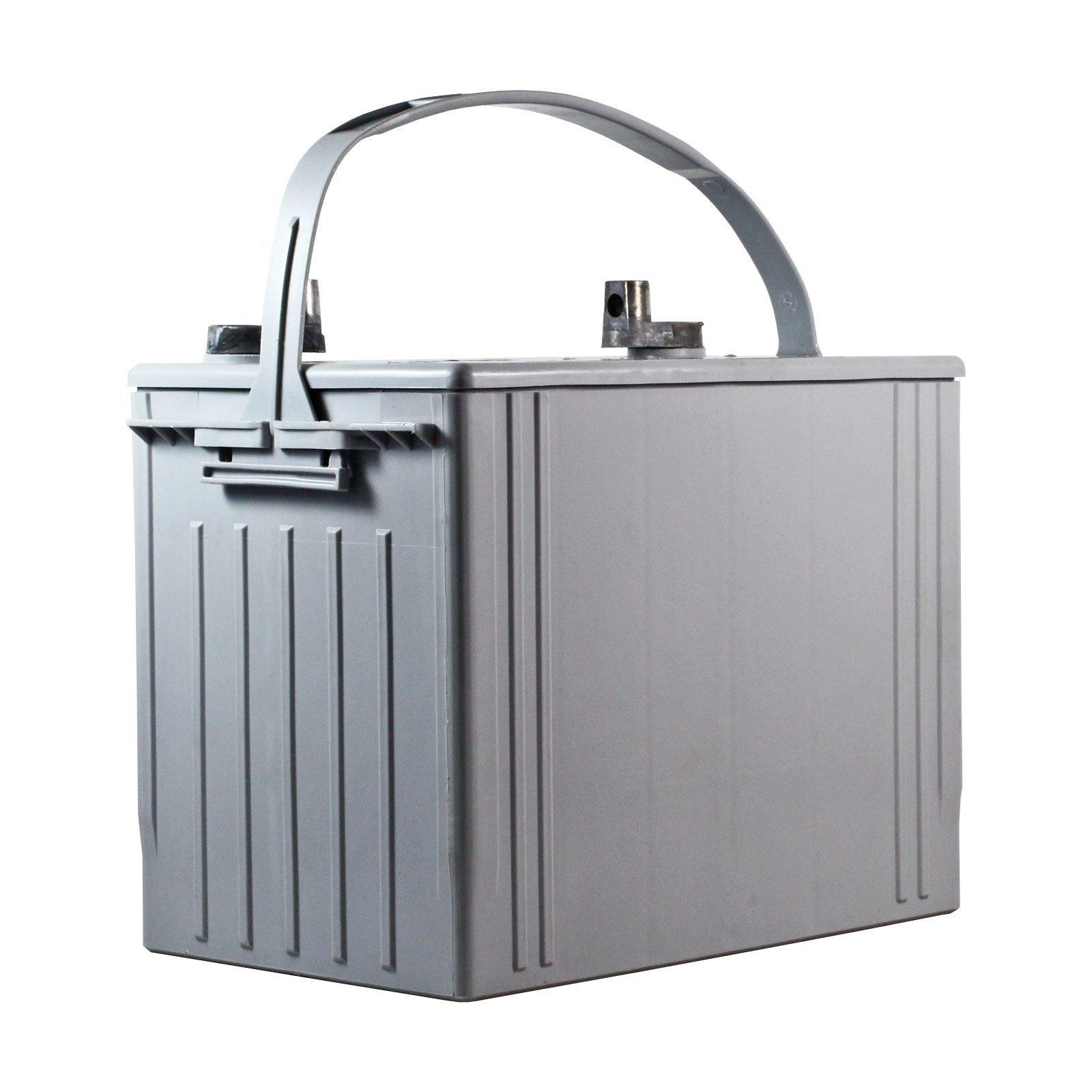 12 volt 74 ah gel cell sealed lead acid battery. Black Bedroom Furniture Sets. Home Design Ideas