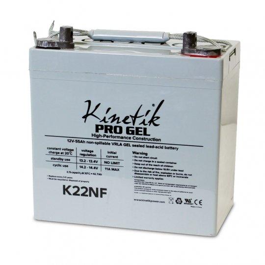 12 volt, 55 ah deep cycle gel cell rechargeable battery batterymart com