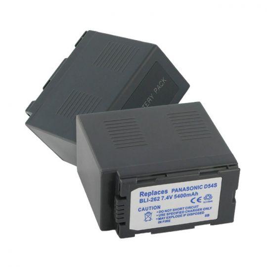 Batería compatible con Panasonic cga-d54s Li-ion