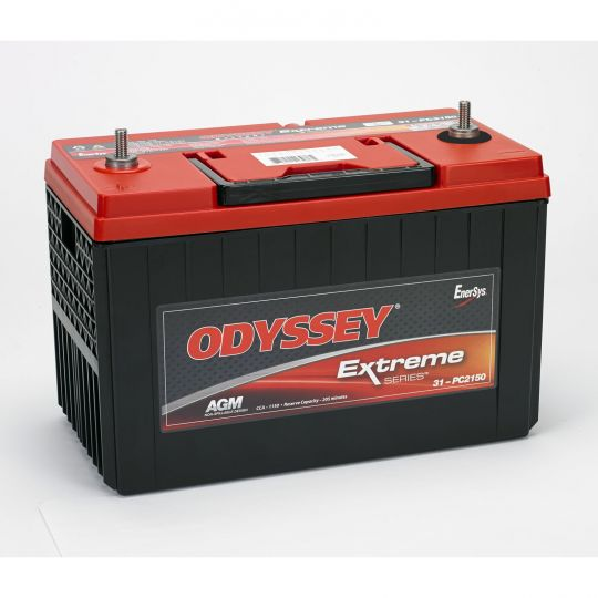 Group 31 Battery >> Odyssey Pc2150s Battery 12 Volt Group 31 Battery