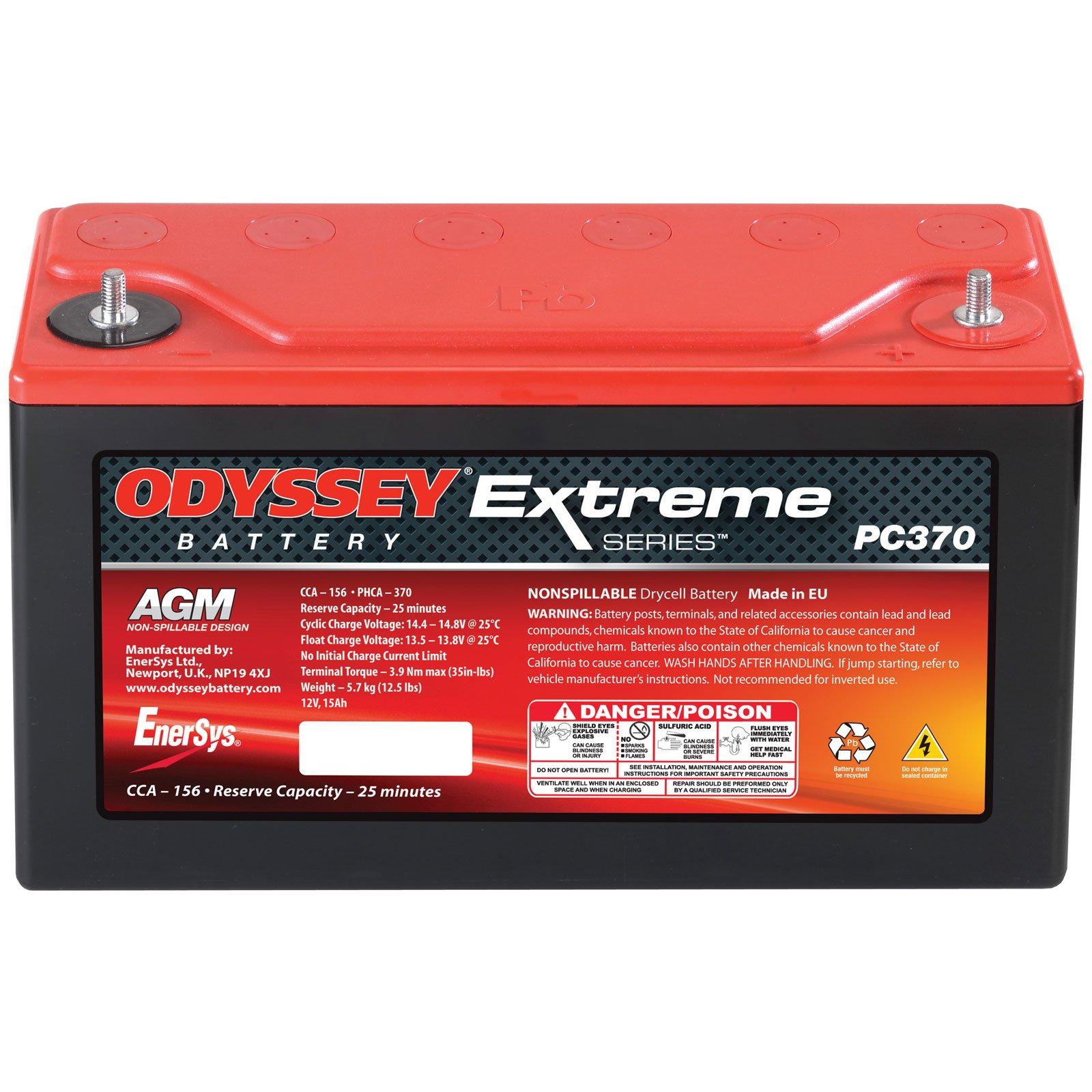 Odyssey PC370 Battery