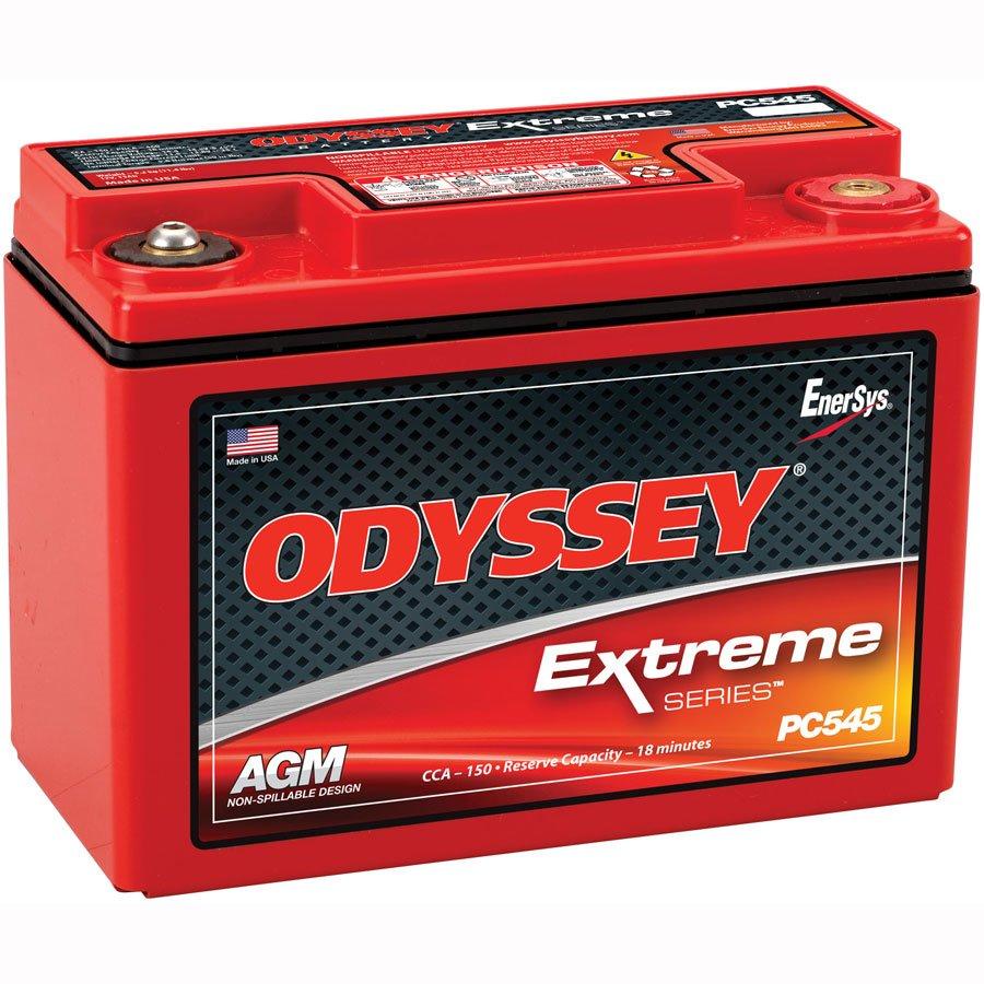 Rechargeable Alkaline Batteries >> Odyssey PC545MJ Battery - Free Shipping: BatteryMart.com