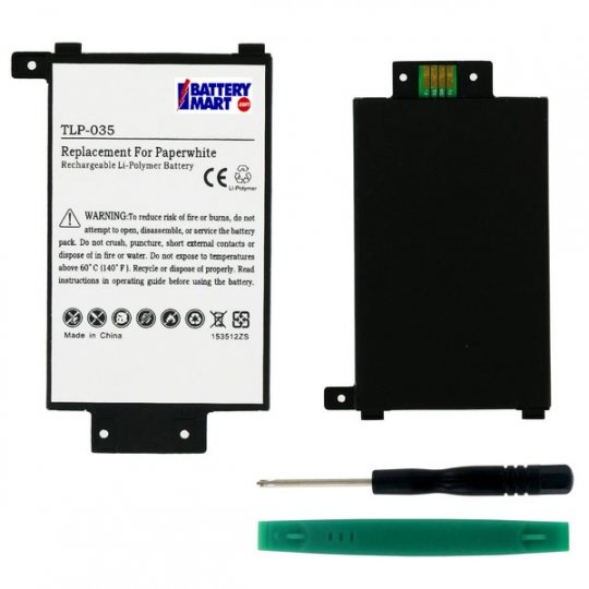 Replacement Amazon Kindle Paperwhite Battery With Tools Batterymart