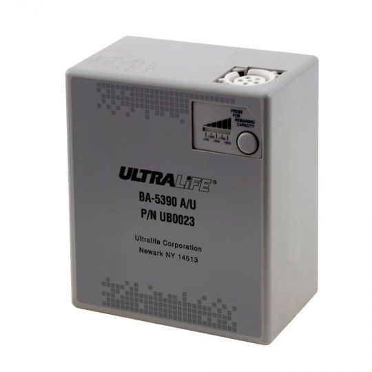 Replacement BA5390/U Battery for Radio Communications and Military  Applications