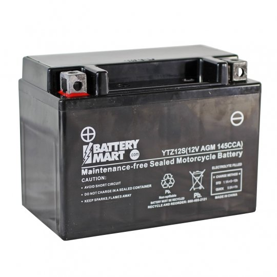 what is meant by maintenance free battery
