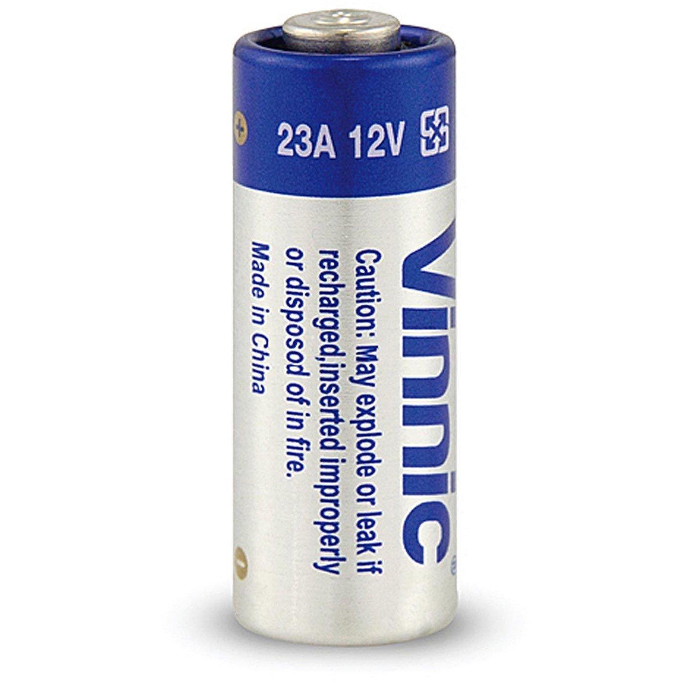 A23 12 Volt Alkaline Battery  5991d4fc759e2