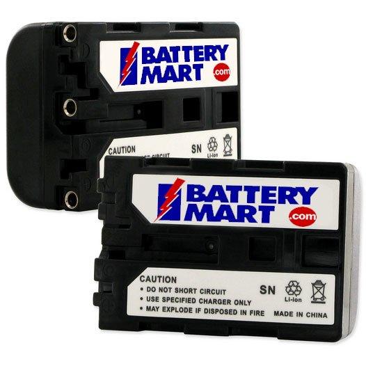 Replacement Battery for Sony DCR-TRV740 DCR-TRV8 DCR-TRV80 DCR-TRV830 DCR-TRV840 DCR-TRV950 DCR-TRV950E DSR-PDX10 GV-D1000 HVL-IRM HVL-ML20M Underwater Video Light