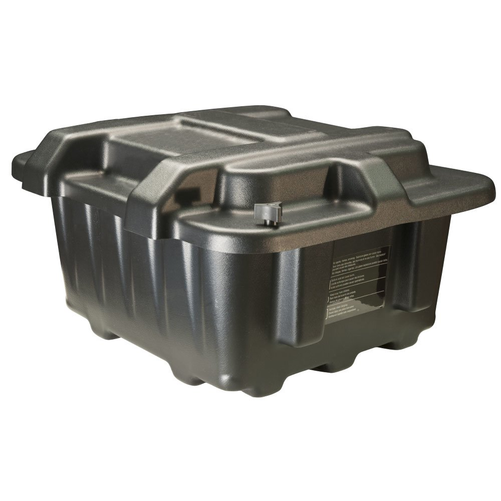 Group 27 31 Dual Battery Box Commercial Battery Box