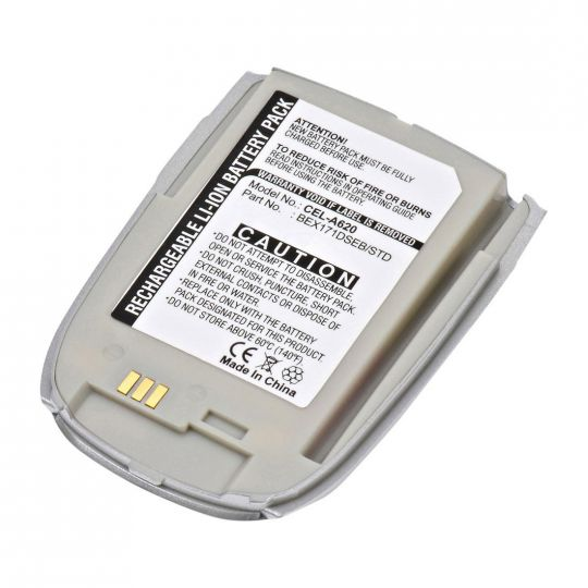 Samsung SPH-A620 Replacement Cell Phone Battery