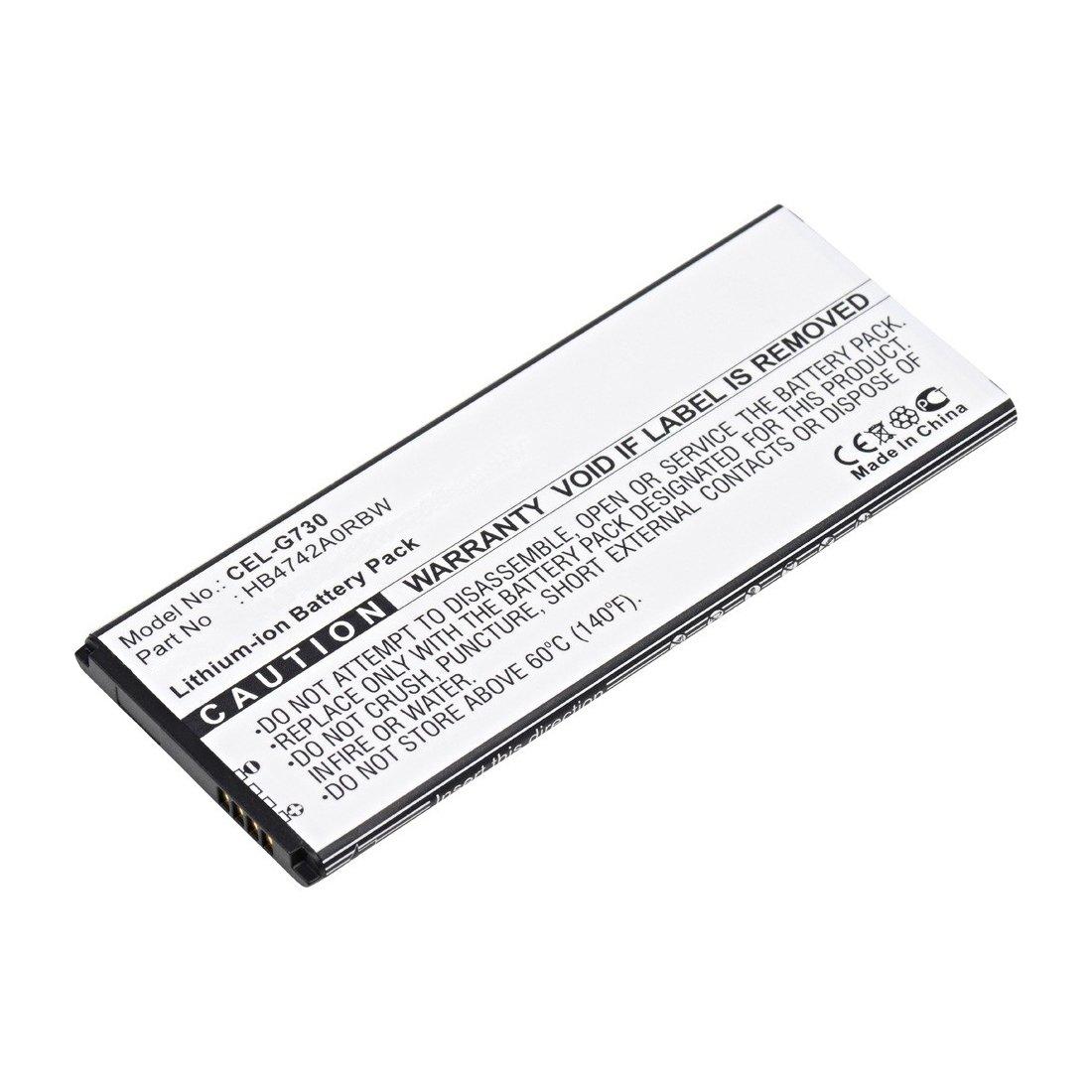 P Cel G730 Huawei Hb4742a0rbc Battery