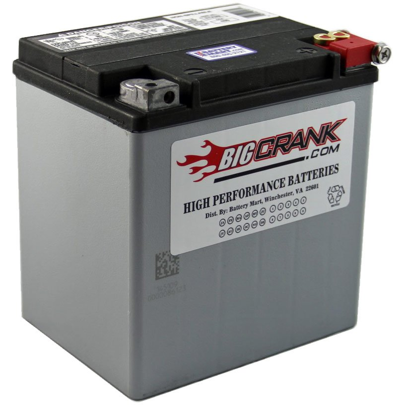 USA-Made Big Crank ETX30L Battery - Free Shipping ...