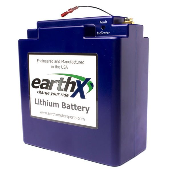 Earthx Etx680c Lithium Battery For Experimental Aircraft