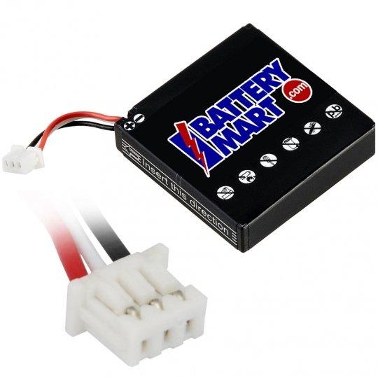 Logitech H800 Headset Battery Replacement Battery Mart