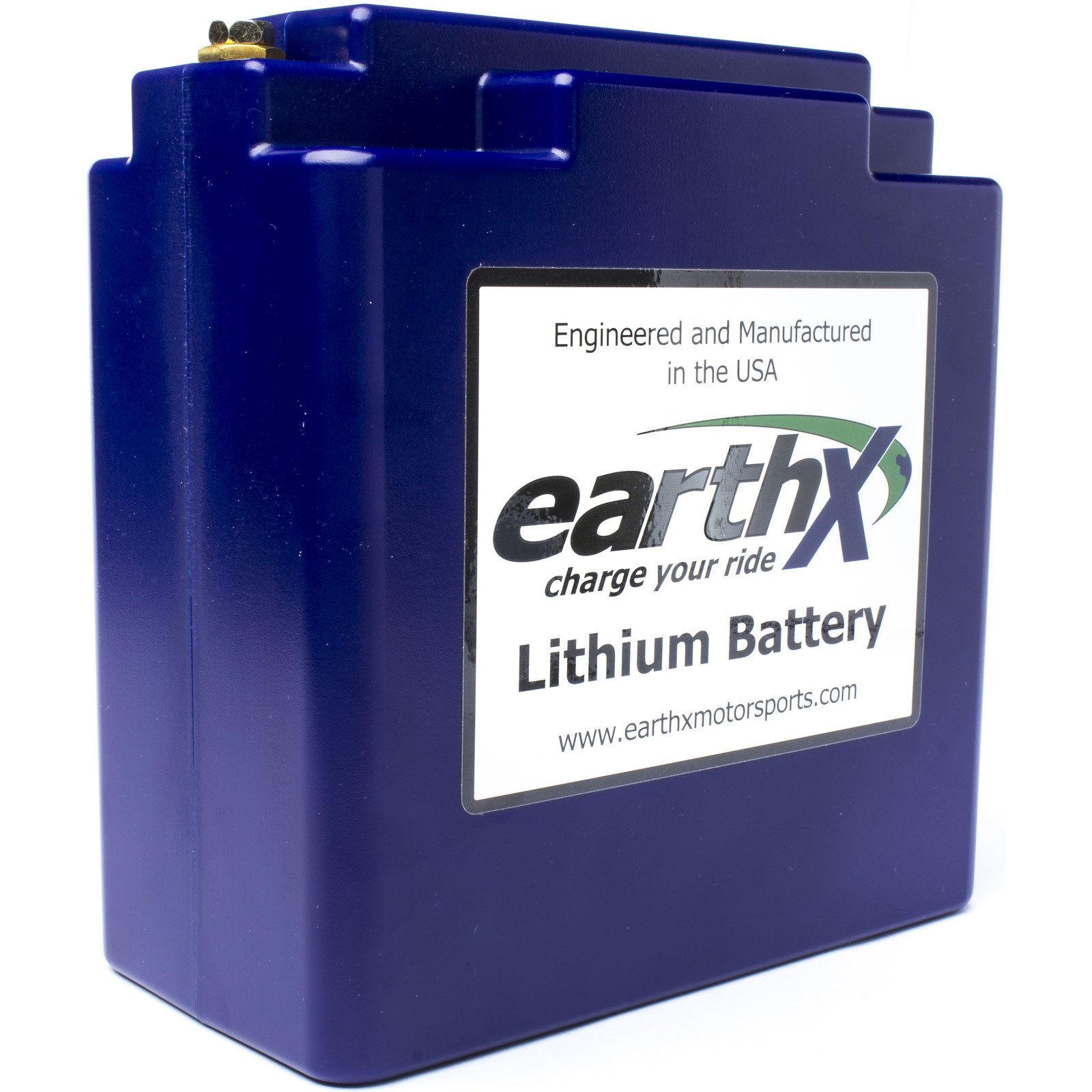 Earthx Etx1200 Lithium Battery For Experimental Aircraft