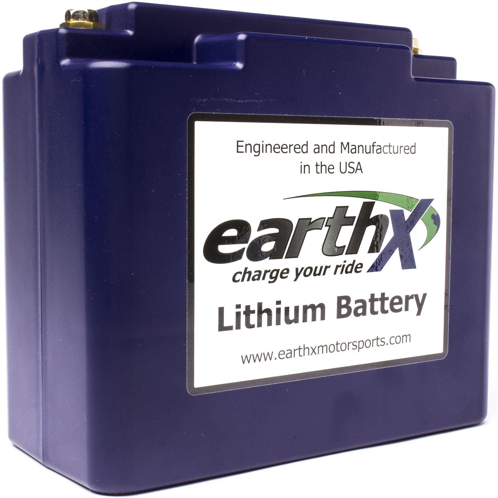Rechargeable Alkaline Batteries >> EarthX ETX36D Lithium Battery - Free Shipping: BatteryMart.com