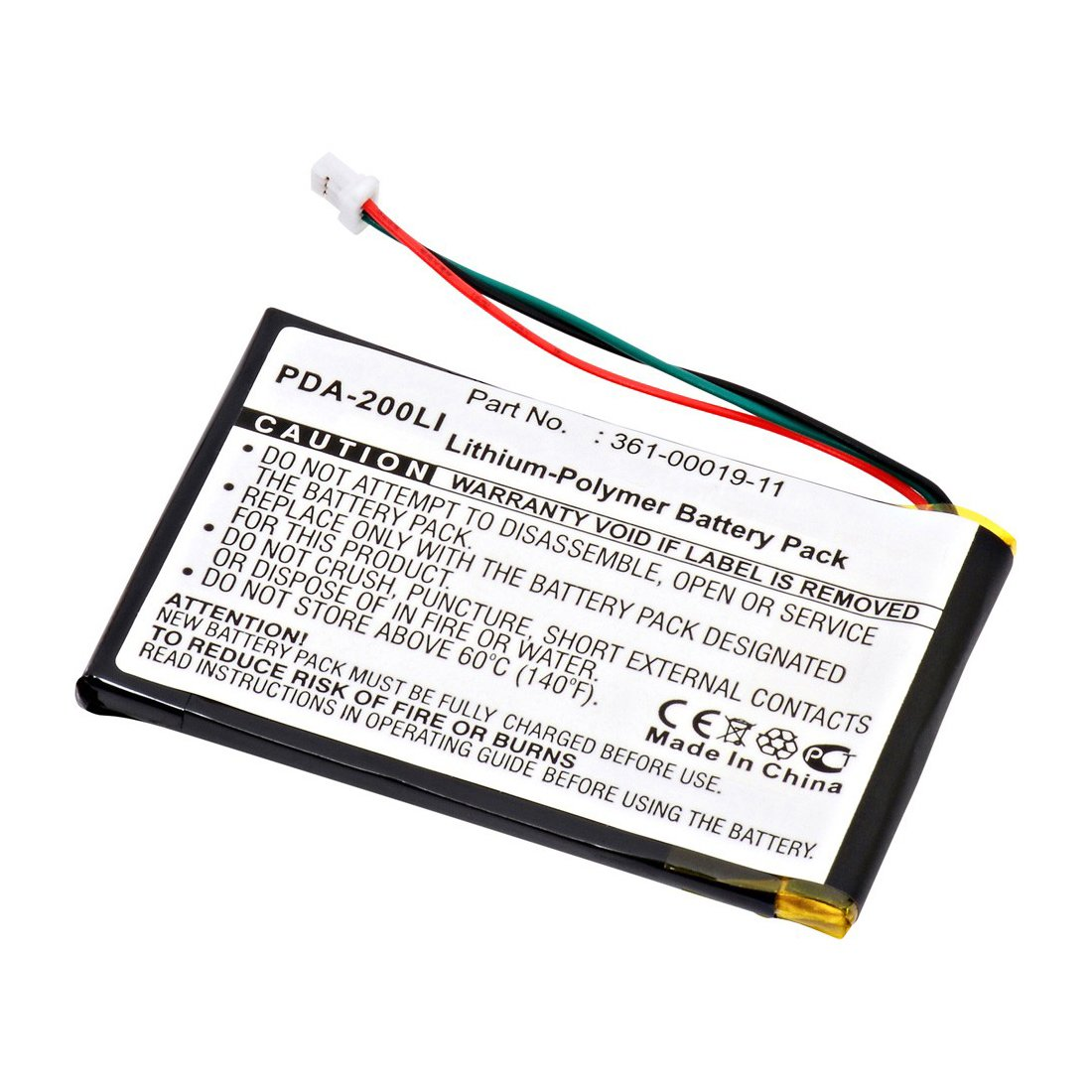 garmin nuvi 200 replacement battery  batterymart com