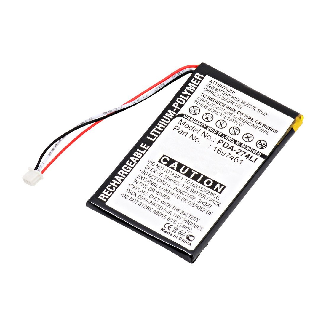 Replacement Tom Tom 1697461 Battery Batterymart Com