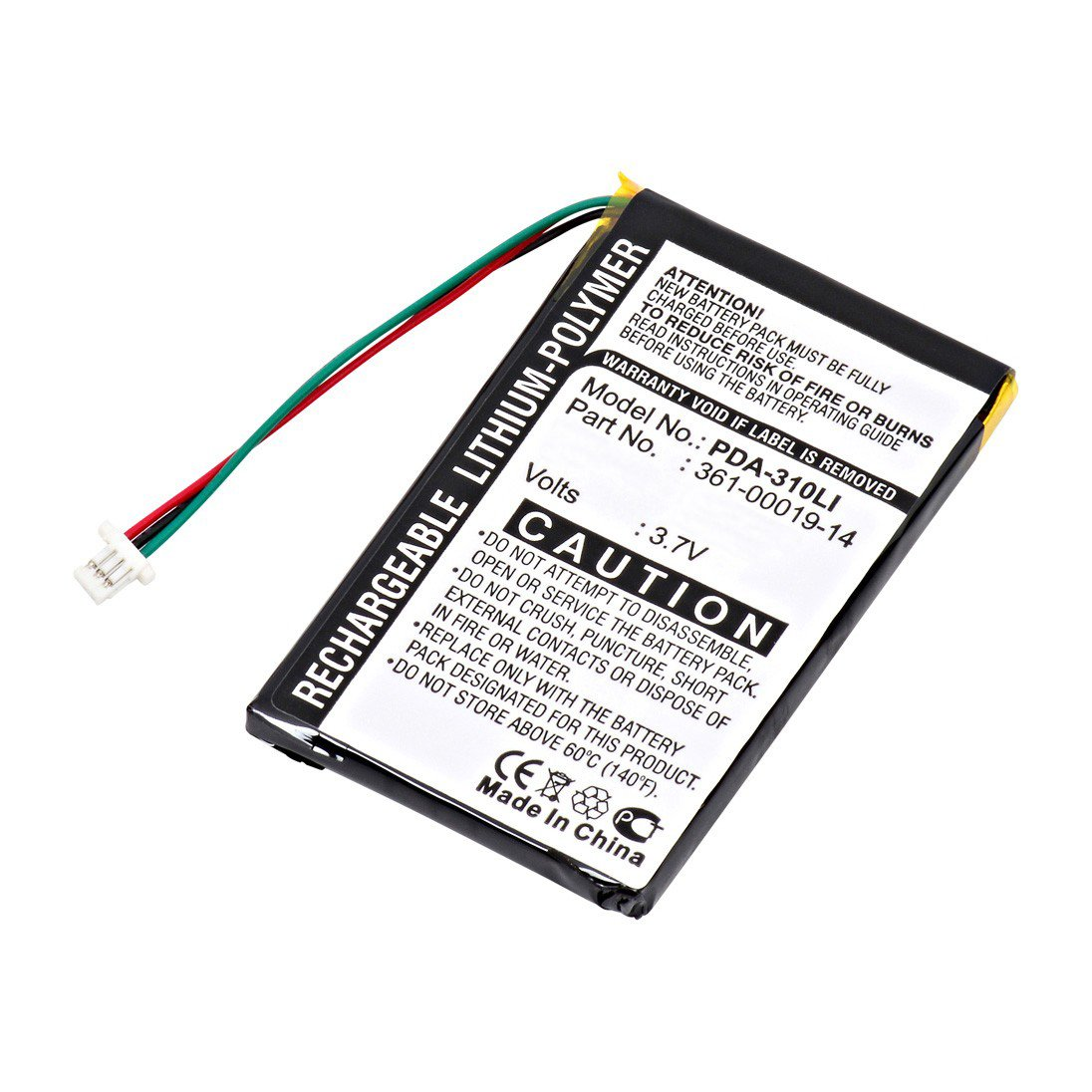 Replacement Garmin 361 00019 14 Battery Batterymart Com