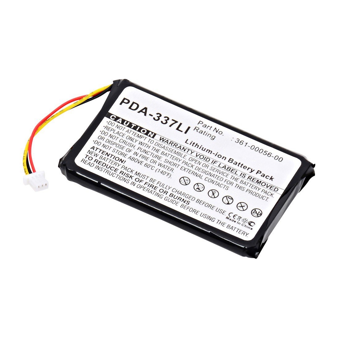40 Battery for Garmin Nuvi 30 50 50LM 40LM