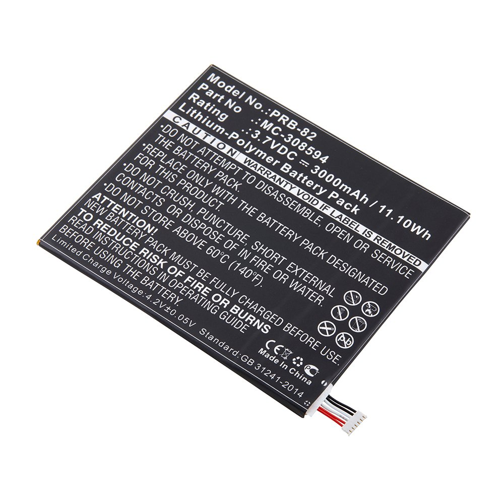 Replacement Amazon Kindle Fire 7 Tablet Battery Free