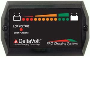 12 Volt Battery Fuel Gauge Batterymart Com