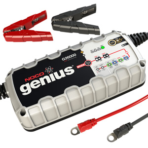 Noco Genius 12 24 Volt 26 Amp Multi Purpose Battery