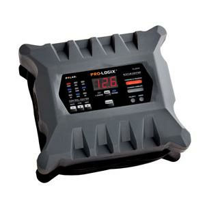 pro logix 6 12 volt 2 6 10 amp intelligent battery charger with rh batterymart com Lead Acid Battery 6 Volt Battery