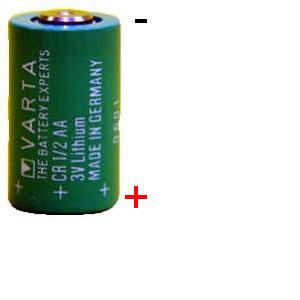 varta 3 volt cr12aa lithium battery