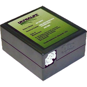Replacement Ba5390 U Battery For Radio Communications And