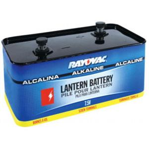 803 Rayovac Alkaline Emergency Lantern 7 5v Industrial Battery Screw Terminals Free Shipping