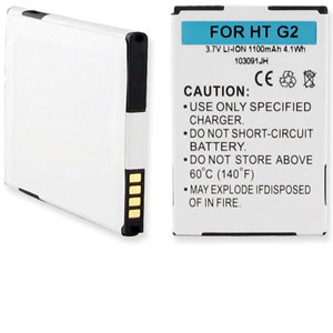 Replacement HTC BA-S450 Battery
