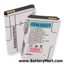 nokia tracfone. nokia 3650 replacement cell phone battery tracfone