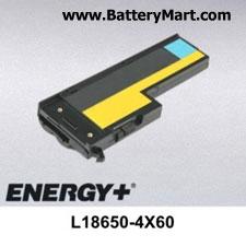 Replacement Battery for IBM Lenovo ThinkPad X60 X60s X61 X61s (Dark Grey)