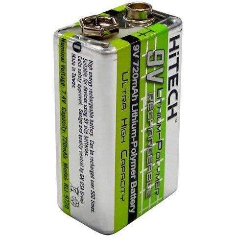 rechargeable 9 volt lithium polymer battery. Black Bedroom Furniture Sets. Home Design Ideas