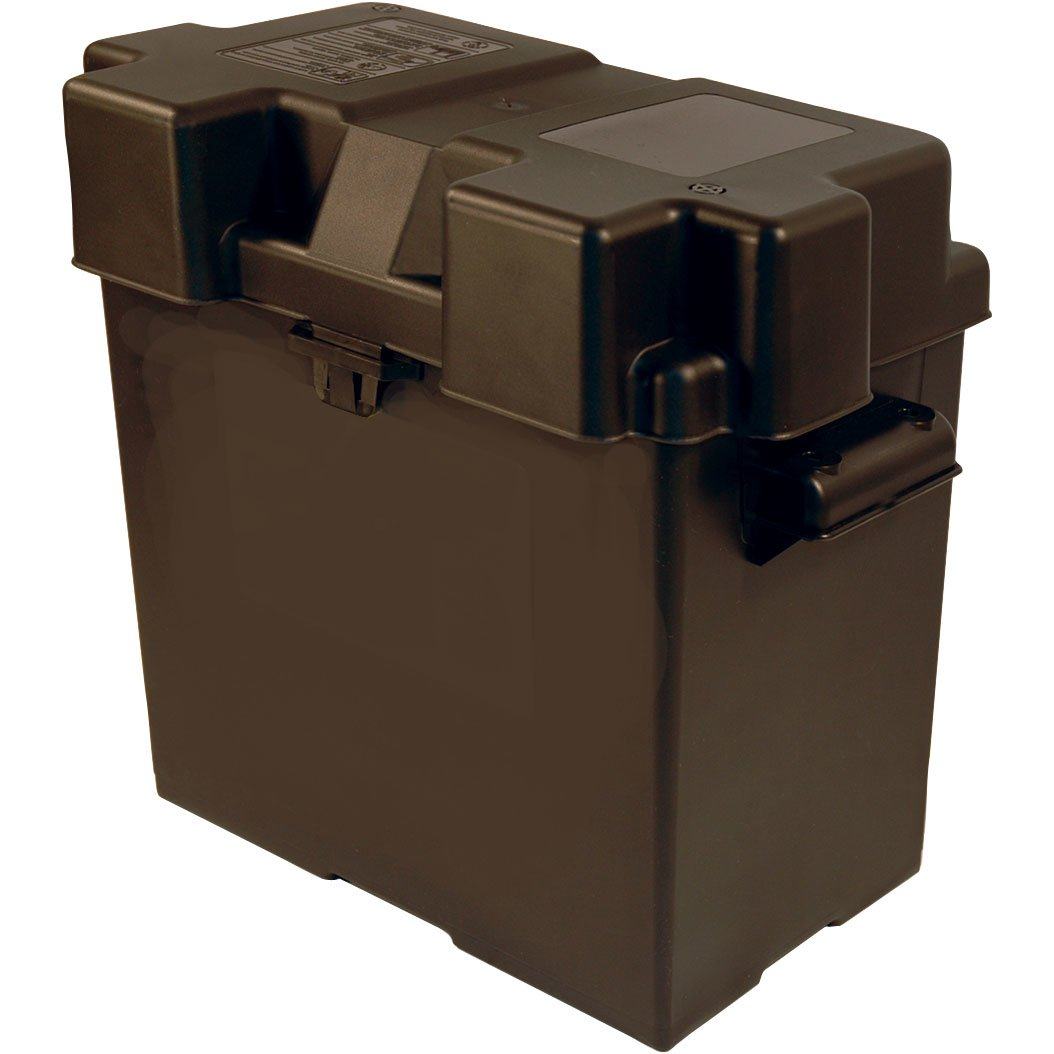 gc2 battery box 6 volt battery box battery mart. Black Bedroom Furniture Sets. Home Design Ideas
